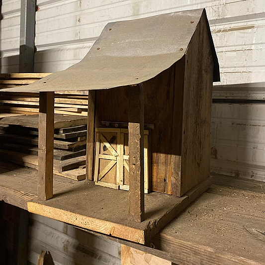 Antique Bird House - Barn Finds